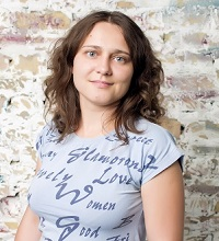 Valeriya Zajmidoroga